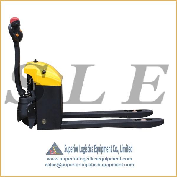 Mini Walkie/Mini Electric Pallet Truck - Superior Logistics
